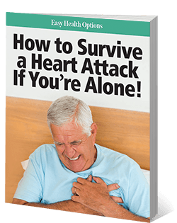 FREE Report: How to Survive a Heart Attack If You're Alone!