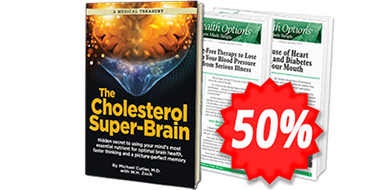 Cholesterol book and reports.