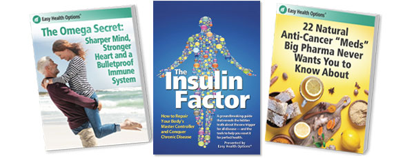 The Insulin Factor and two FREE reports!