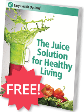 FREE Report: The Juice Solution for Healthy Living